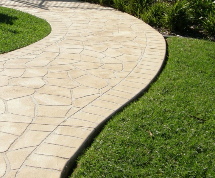Decorative Cement Slabs : Decorative concrete resurfacing brisbane